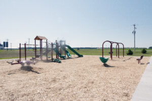 Playground Area at Pittsfield Community Park